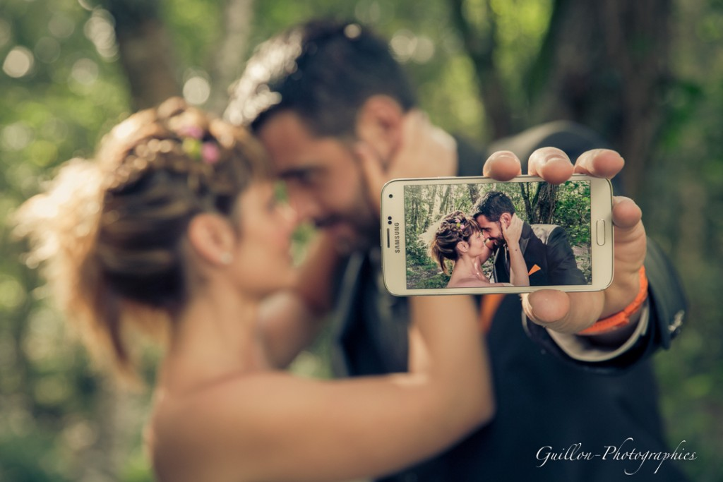 photographe mariage Guillon photographies