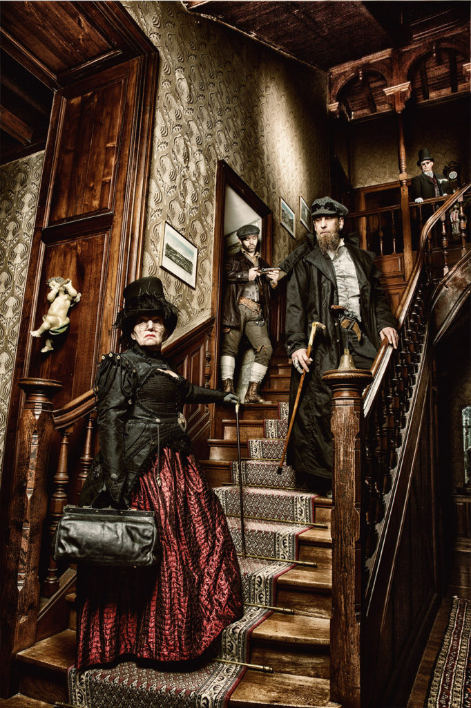 STEAMPUNK PHOTO
