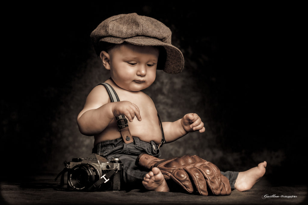 photographe portrait enfant