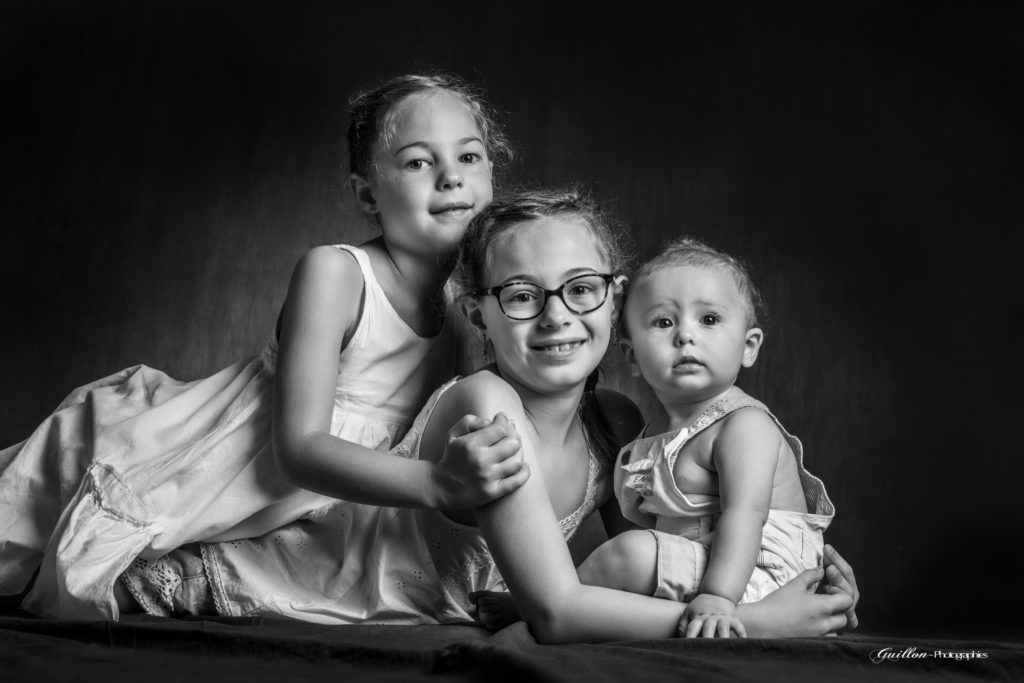 seance photo studio enfant